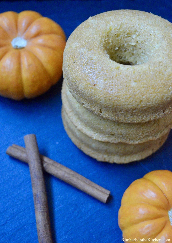 Pumpkin Doughnut 2