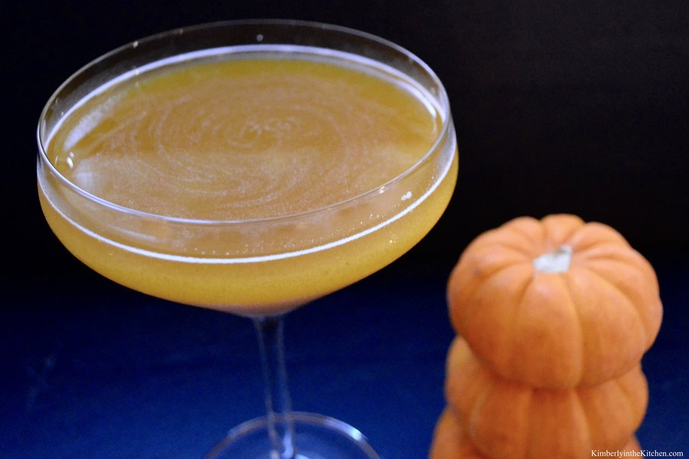 pumpkin martini 1