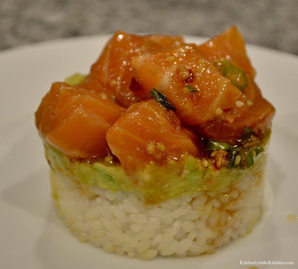Salmon Poke 4