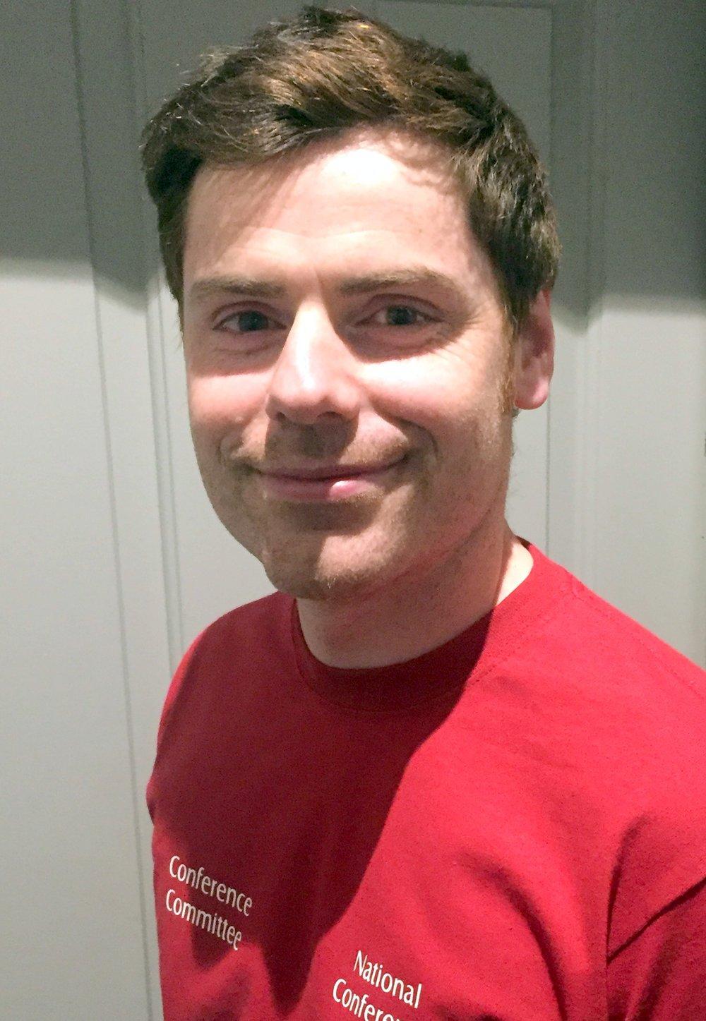 Chris Macallister