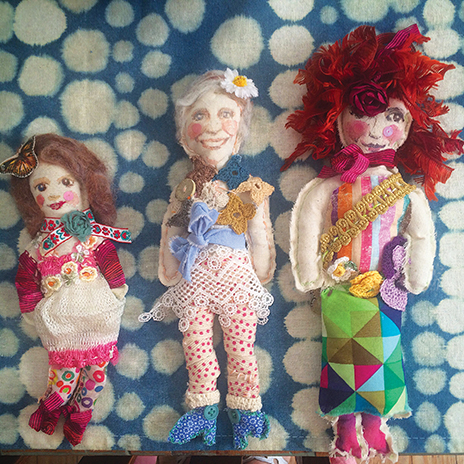 'Portrait dolls'