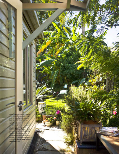 Australian House and Garden article
