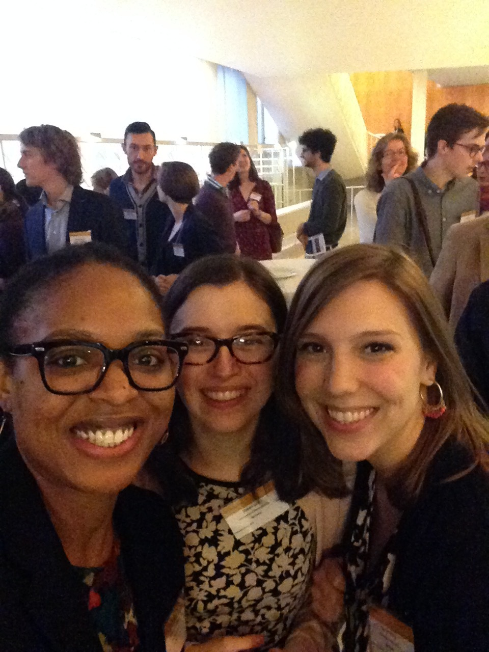 German-American Fulbright Commission Mid-Year Seminar I had a fabulous time reconnecting with Germany Fulbright grantees, Didum (middle) and Lauren (right) and learning about their academic progress and success since our initial in-country orientation in Marburg in September 2016. What an incredible year it has been!