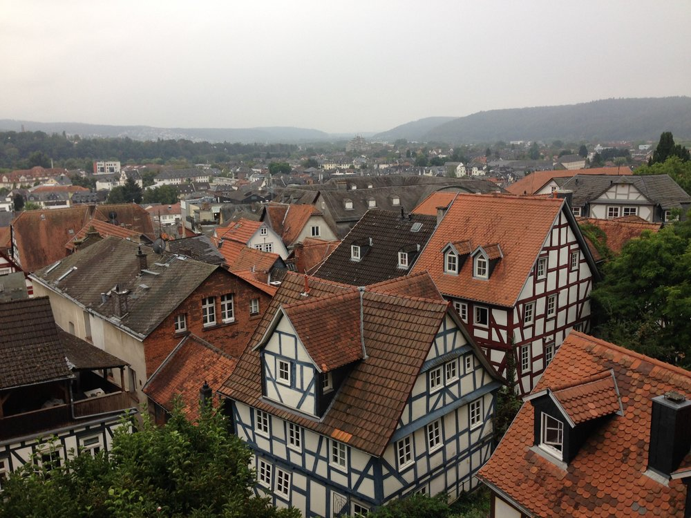Marburg, Germany (September 2016)