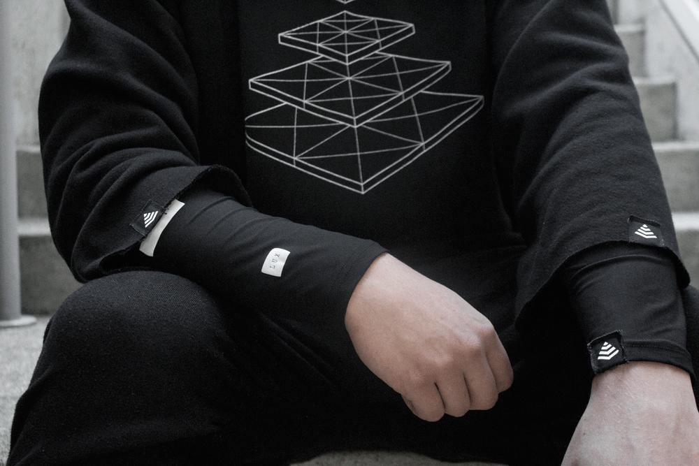Planar Sweatshirt | Ascend Compression Shirt