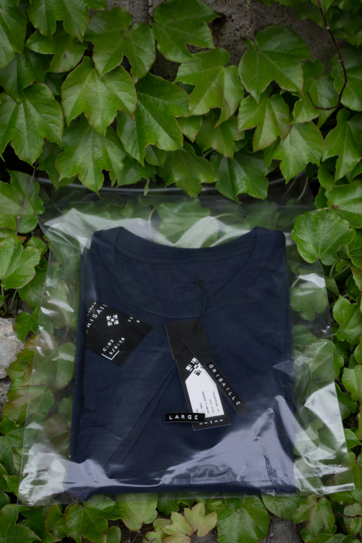 Anatomy T-Shirt[Navy] -