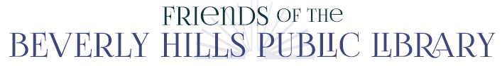 Friends of the Beverly Hills Public Library