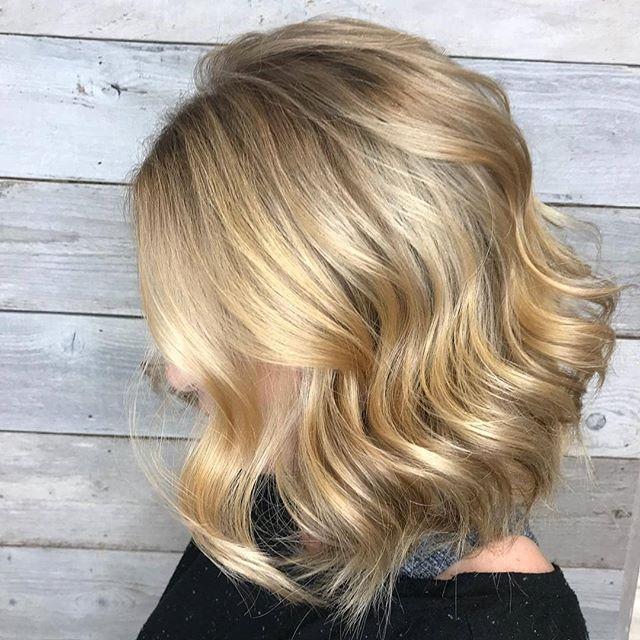 Regrann from @kittyheidi -  ##salonbellabellevue #balayage #foilage #shadeseq #blond #lovemy job #comeseeme #bellevue #bellevuestylust #bellevuehair #redmond #kirkland #hair @trussprofessional  #trussairlibre - #regrann