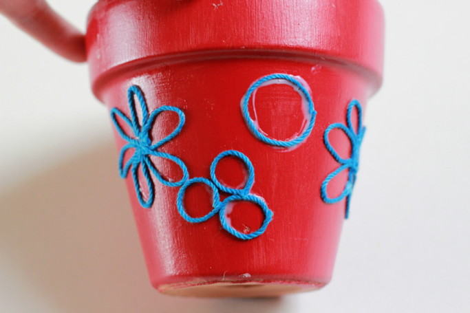 DIY Flower Pot