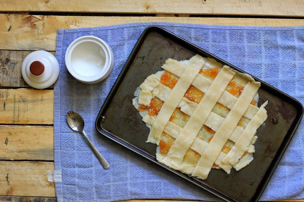 rustic jelly tart recipe