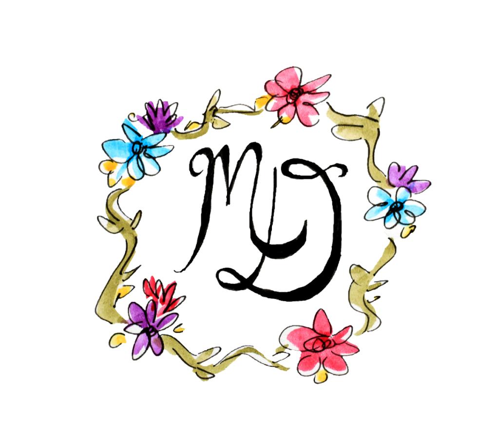 Melmaria Designs Logo Round