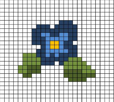 Coaster_Violet_Pattern