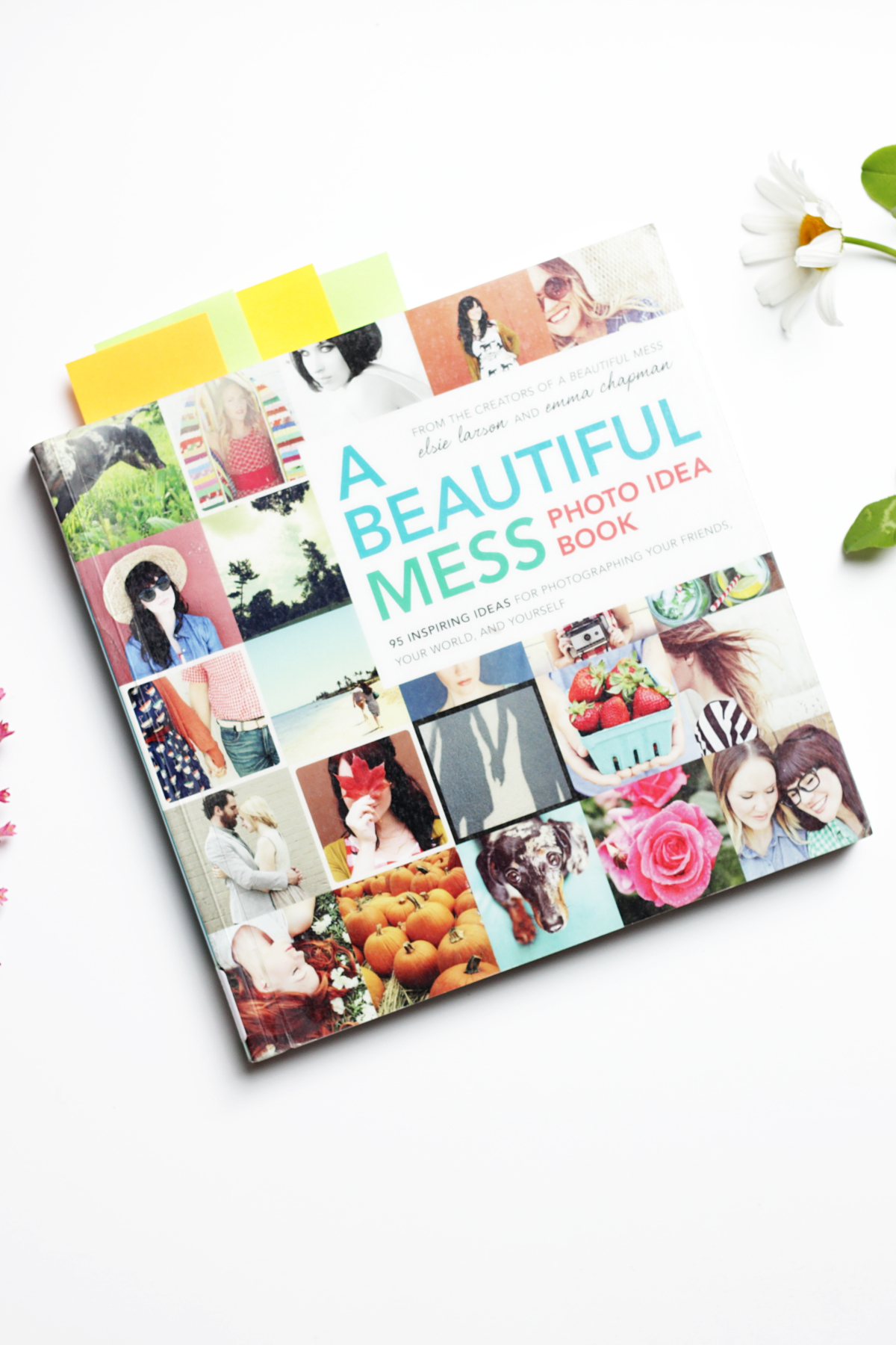 Book Review: A Beautiful Mess Photo Idea Book
