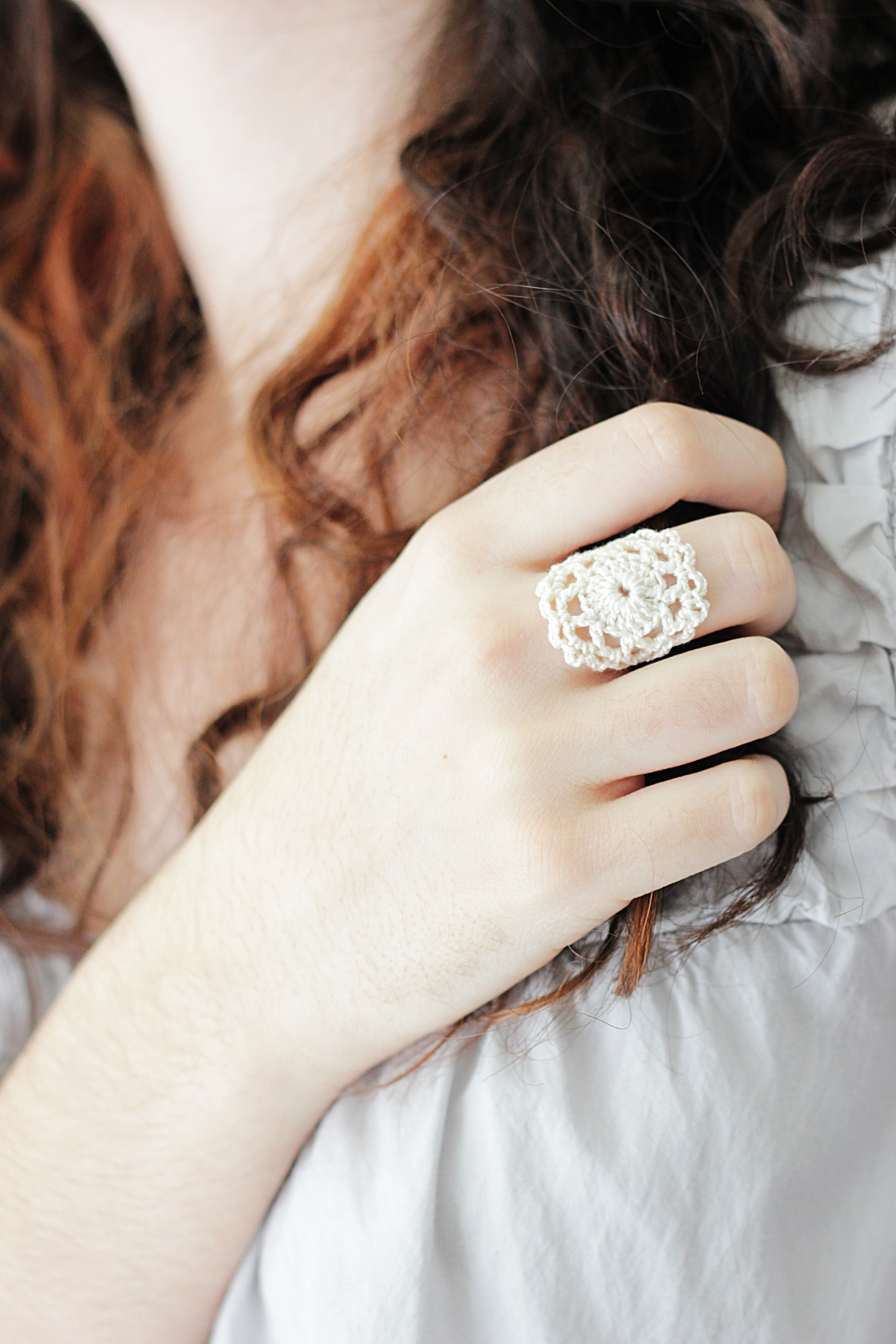 Product Spotlight: Lace Rings