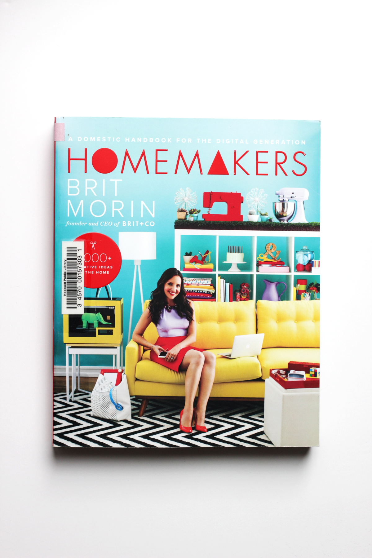 Book Review: Homemakers by Brit Morin