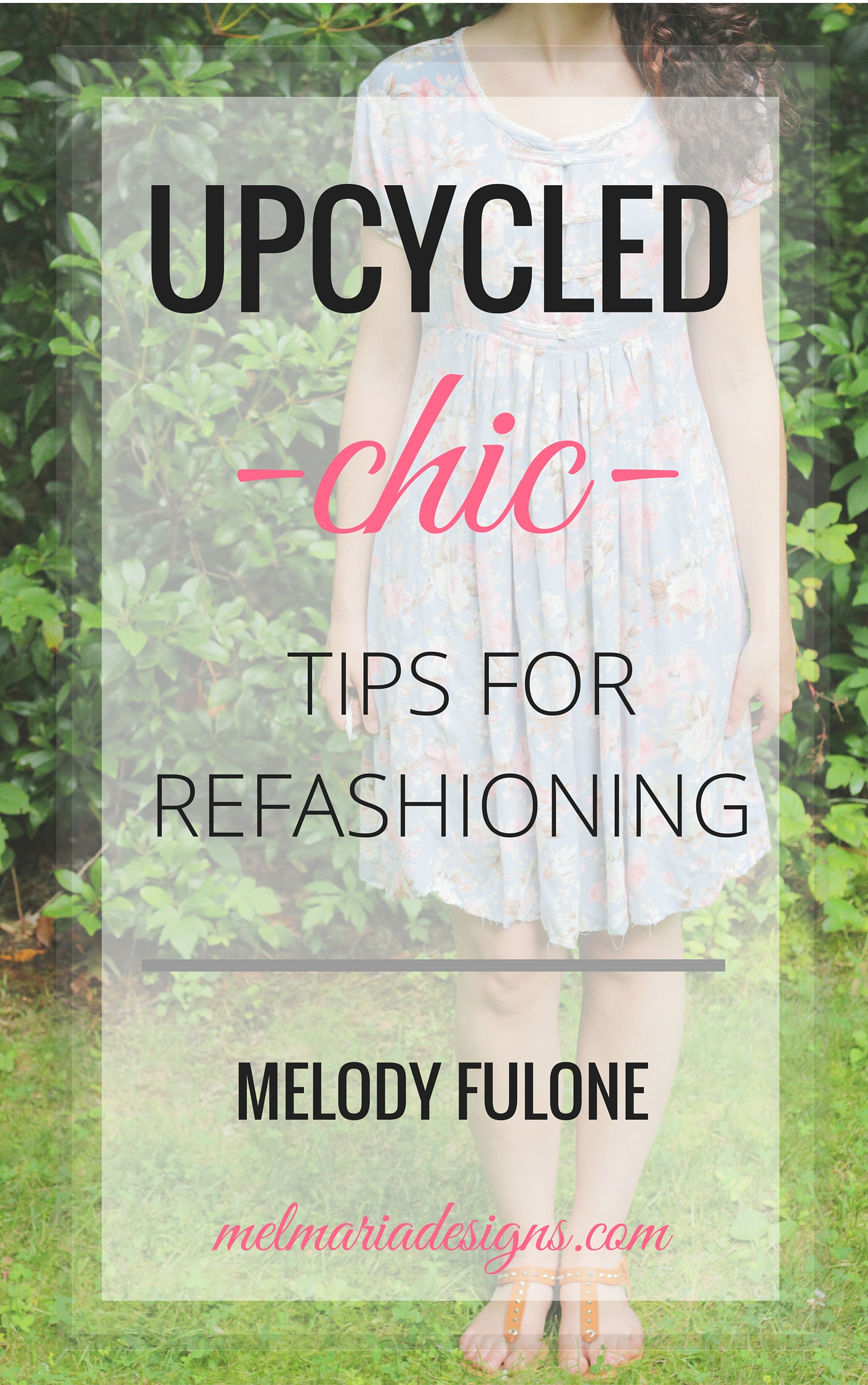 Upcycled Chic- Tips for Refashioning Clothing