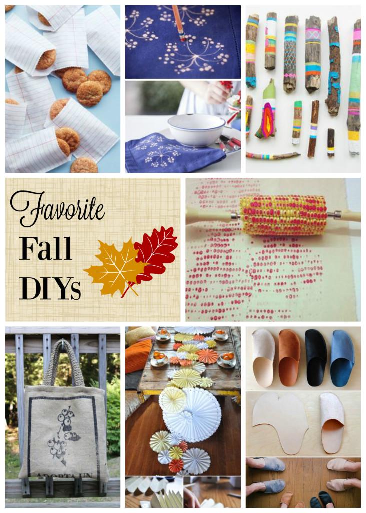 Favorite Fall DIYs