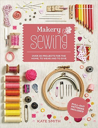 makery: sewing book review