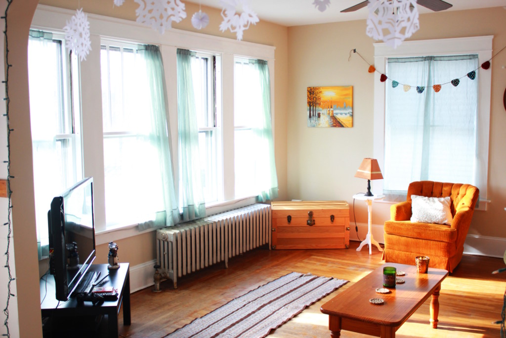Mini Apartment Tour