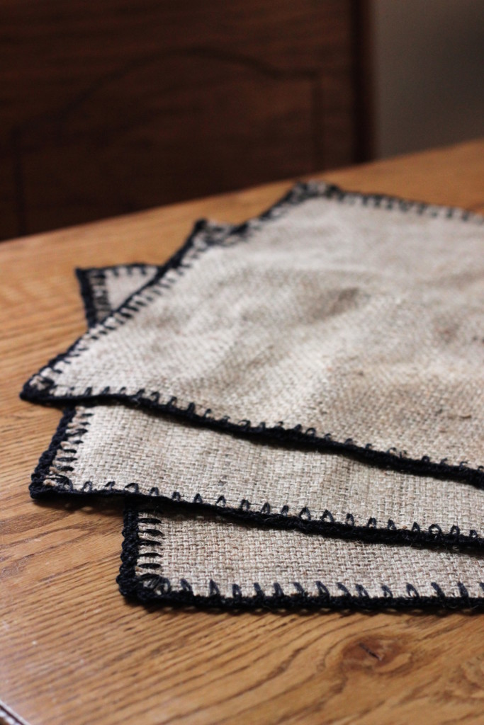Coffee Bag Placemats