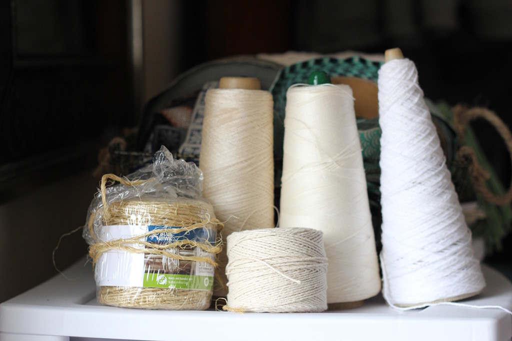 spring cleaning - fiber organizing