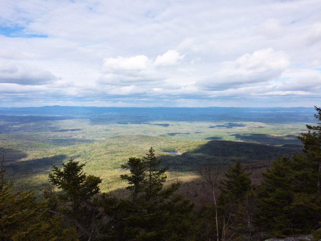 mount kearsarge, new hampshire