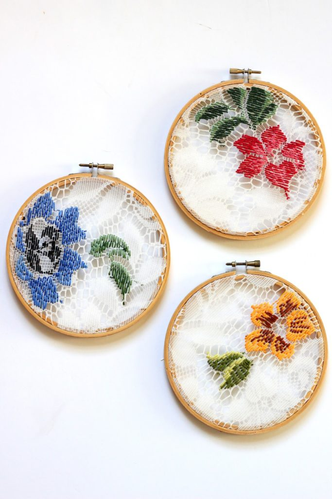 embroidery glimpses