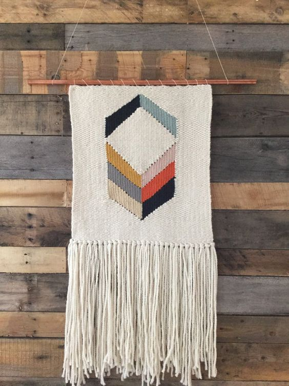 How to Use Weavings in Home Decor