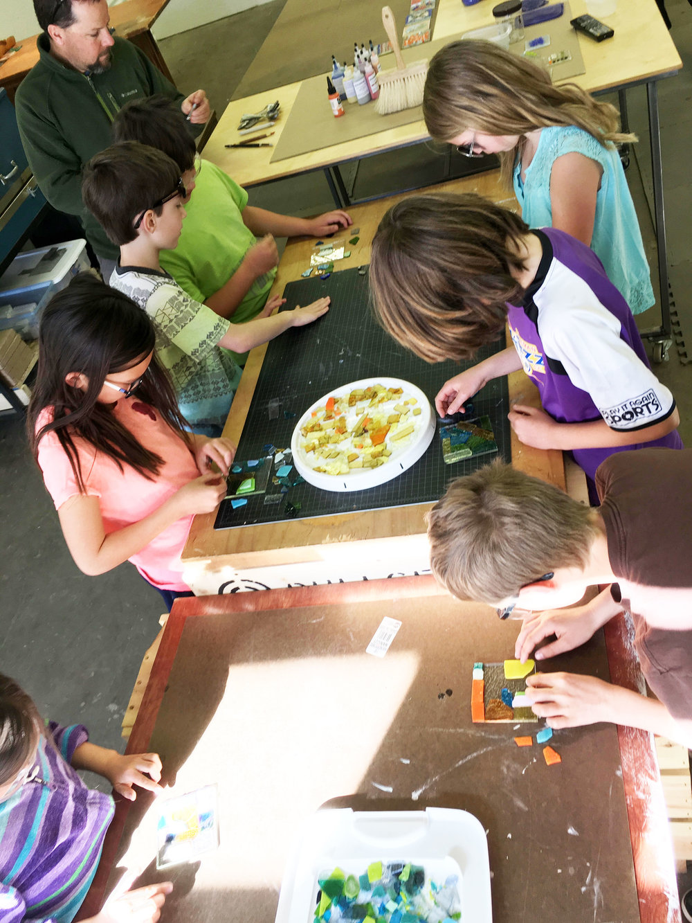 Hawthorne Elementary, 2nd graders - bozeman, MT