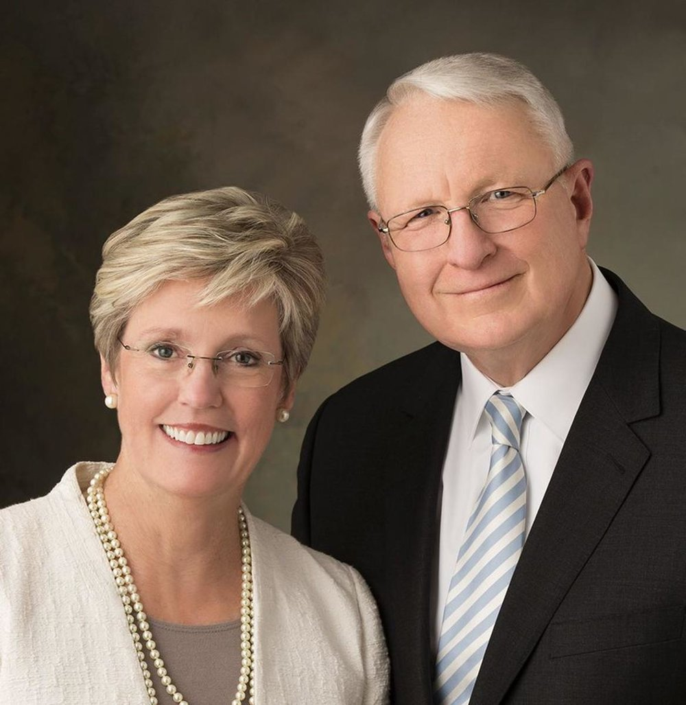 Jack and Rosemary Wixom - Salt Lake City Temple President and Matron will be the keynote speakers.