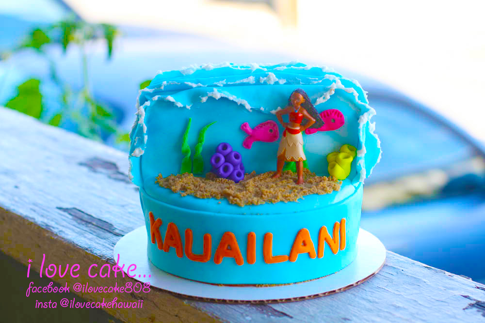 Our Work I Love Cake Hawaii