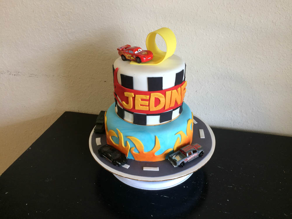 Disney Cars Cake Hawaii