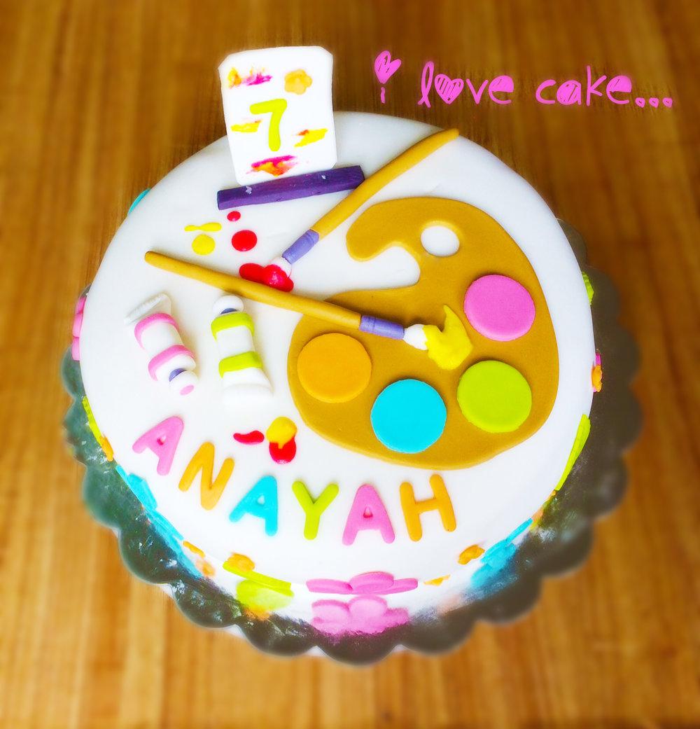 Our Work I Love Cake Hawaii