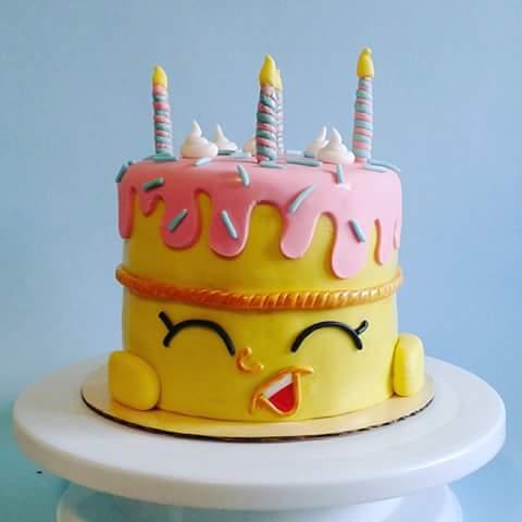 Shopkins Cake For Kids
