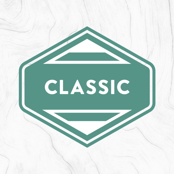 Classic Package - Establish a strong foundation with functional design elements that support your new brand identity.