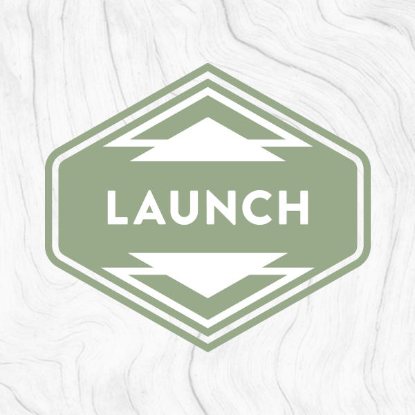 Launch Package - Confidently reveal a brand identity fit for supporting your Social Media presence on launch day and beyond!
