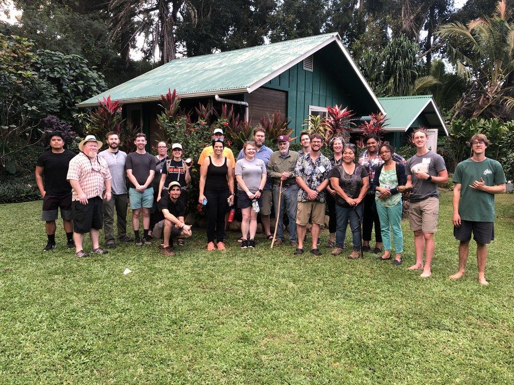 Teachers at a T3 Alliance Training in Hawaii.