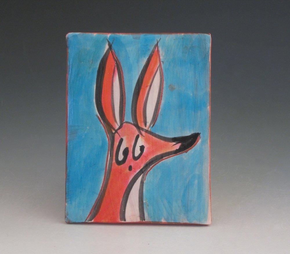 Fox tile