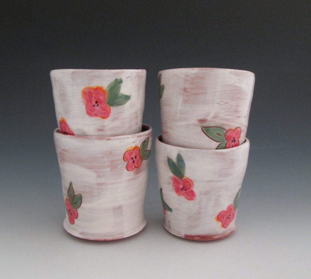 Flower cups