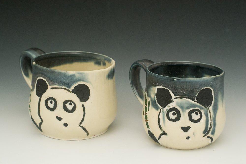 Panda Mugs
