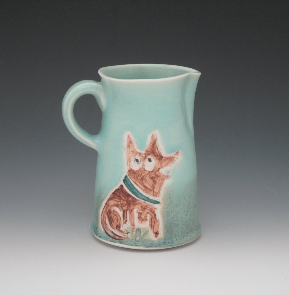 Fox Pitcher