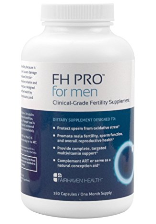 FH Pro for Men male infertility supplement