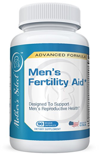 Mens Fertility Aid male infertility supplement