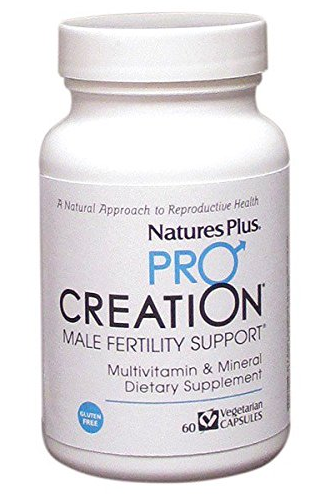 ProCreation male infertility supplement