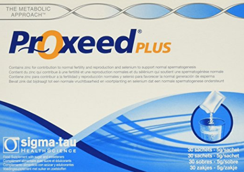 Proxeed Plus male infertility supplement