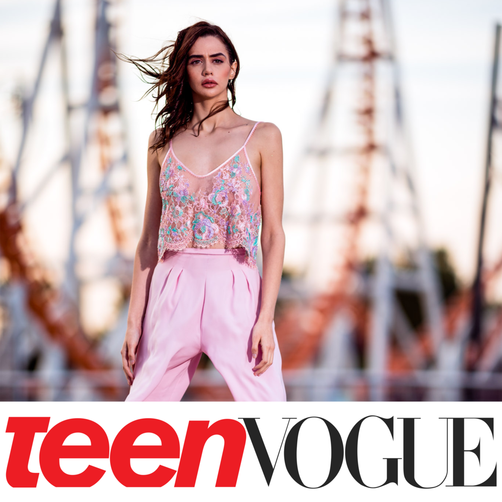 """Indonesian Designer Selly Djap On Discovering Her Sexuality Through Fashion""  —  Teen Vogue"