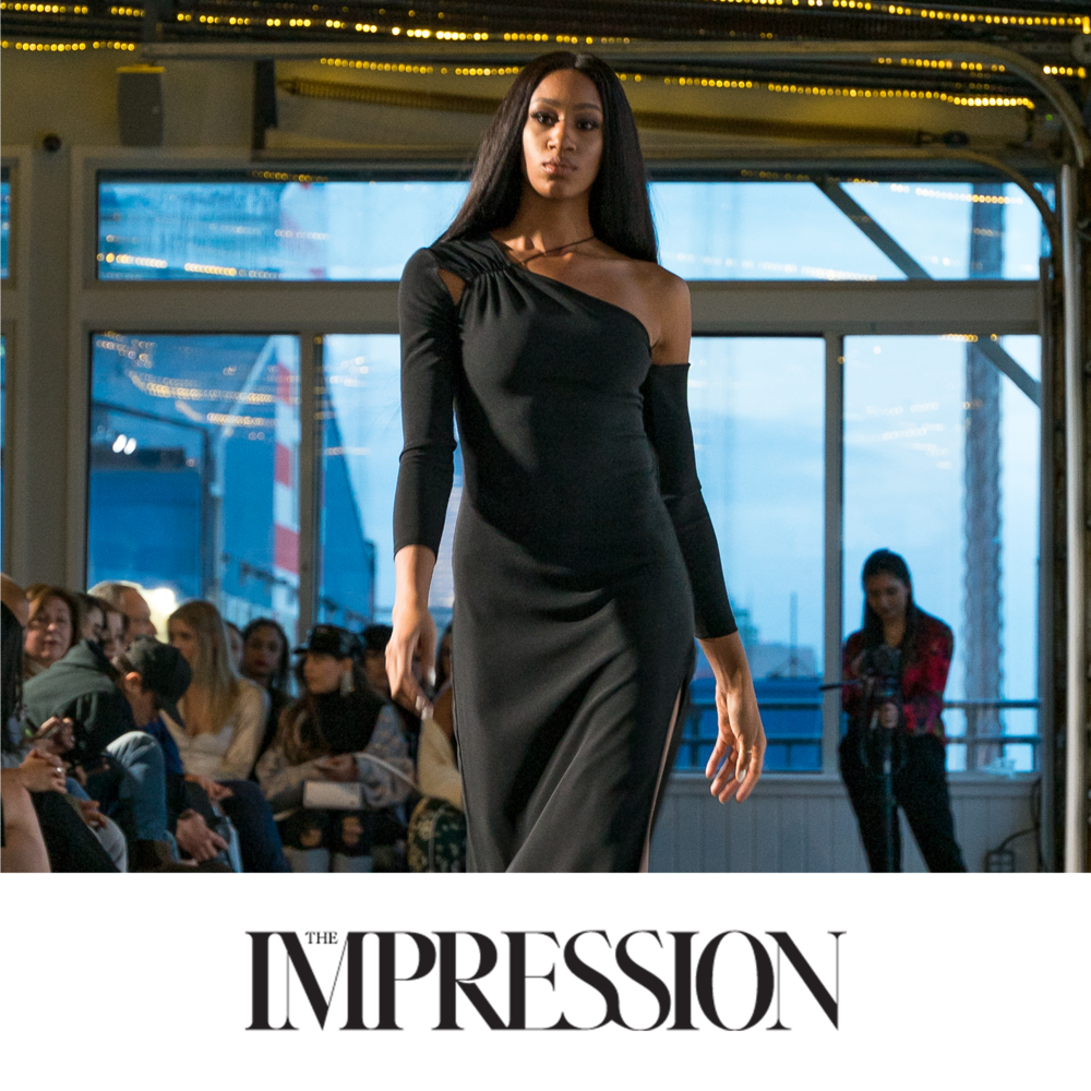 """Selly Djap Fall 2018 Fashion Show""  —  The Impression"