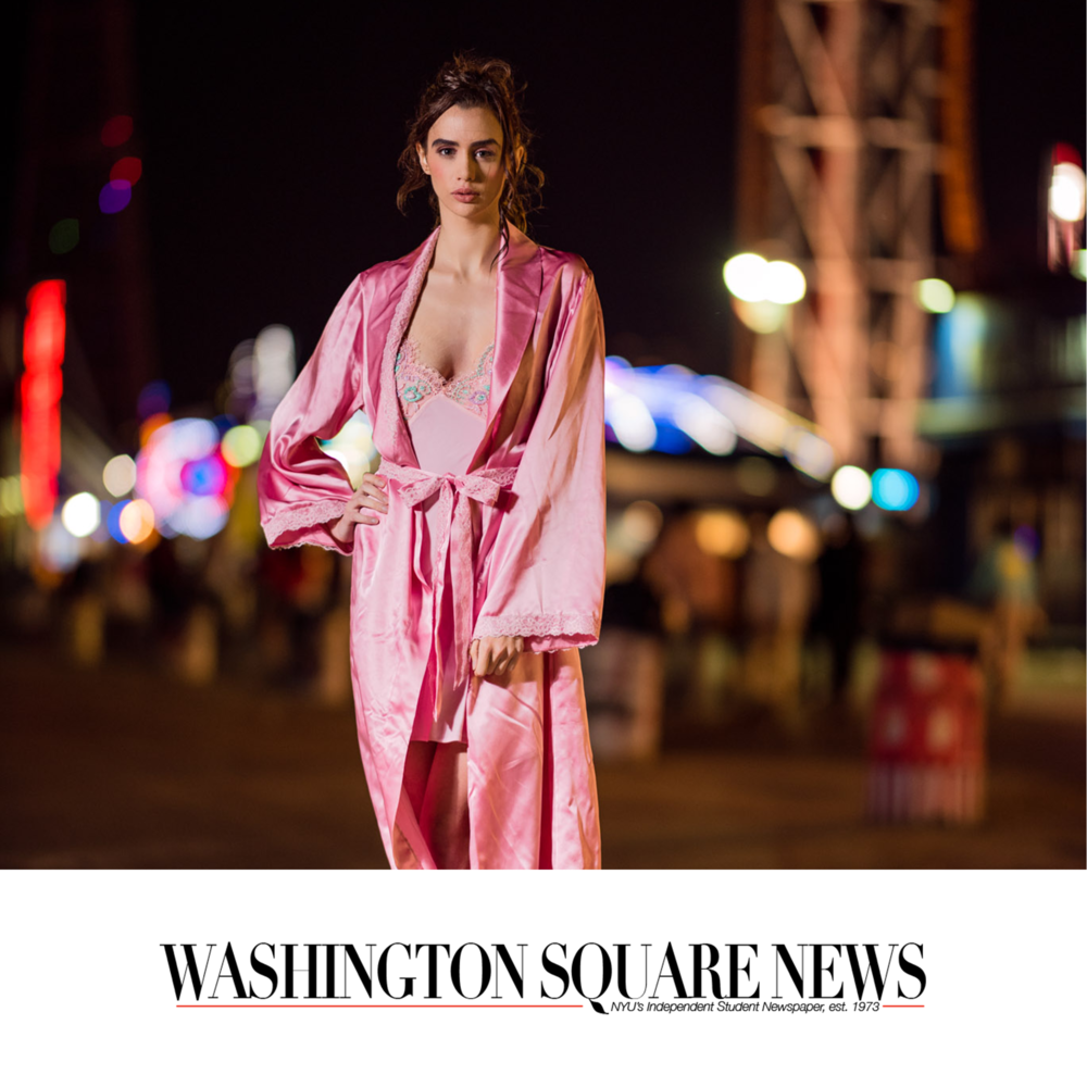 """Selly Djap""  —  Washington Square News"