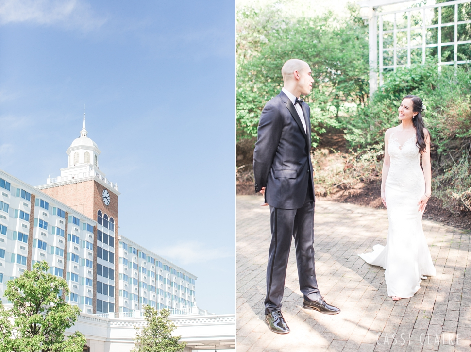 garden city hotel wedding