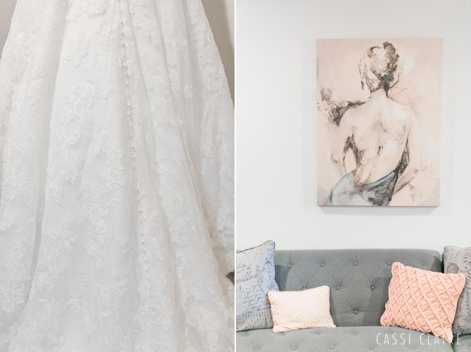 David's Country Inn Bridal Suite